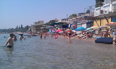 Нажмите на изображение для увеличения Название: Пляж у Бугово в Ильичевске.jpg Просмотров: 784 Размер:97.4 Кб ID:153